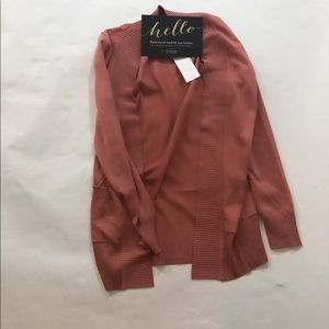 Sweaters - CARDIGAN - NWT (ROSY PINK)